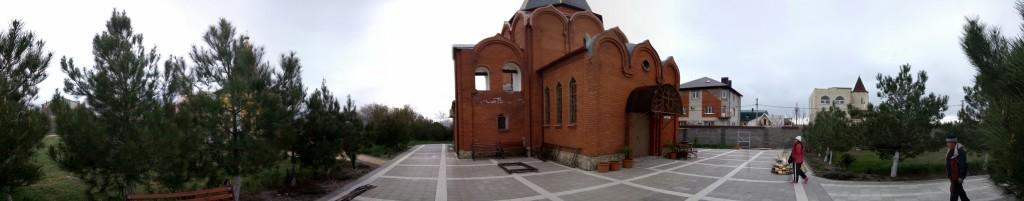 Храм в честь святого благоверного князя Михаила Черниговского